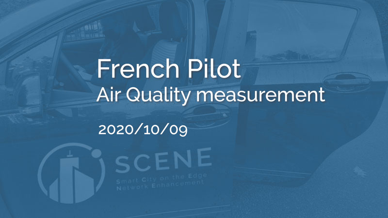 Video : The 3rd Pilot in Rennes